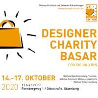 Kindness for Kids: Designer Charity Basar in Starnberg
