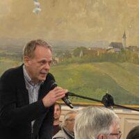 Live von der Bürgerversammlung: Jörg Andreas aus Allmanshausen
