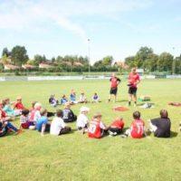 Fußballcamp in Berg