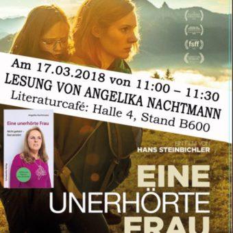 Buchmesse Leipzig: Angelika Nachtmann