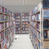 Das Fenster zur Welt: die Gemeindebücherei