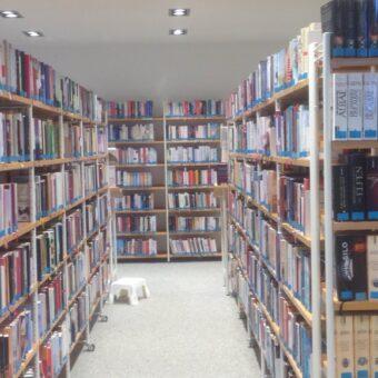 Lesen: die Gemeindebücherei