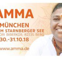 Berg-hugs von Amma