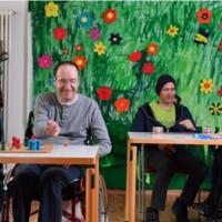 Ein Preis, ein Jubiläum, ein Fest ... die MS Klinik Kempfenhausen lädt zum Feiern