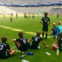 Ein Sieg in der Allianz Arena