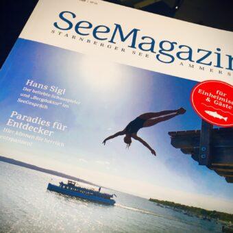 Der Lese- und Ausflugstipp zu Pfingsten: Das SeeMagazin ist wieder da