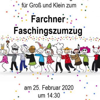 Der Farchner Faschingsumzug 2020