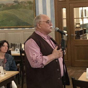 Live von der Bürgerversammlung: Iradj Teymurian