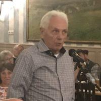 Live aus der Bürgerversammlung: Die 4. Frage - Joachim Wenzel aus Aufkirchen