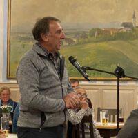 Live von der Bürgerversammlung: Hans Huber aus Mörlbach