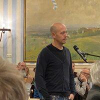 Live von der Bürgerversammlung: Christoph Friemel aus Höhenrain