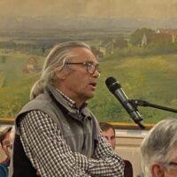 Live von der Bürgerversammlung: Gerhard Fidelius aus Mörlbach