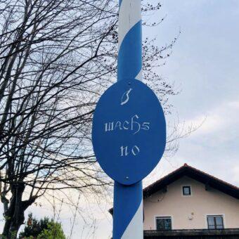 Der 1. Mai – mit Nachwuchsmaibaum