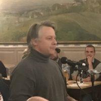 Live aus der Bürgerversammlung: Die 6. Frage -  Andreas Eberl