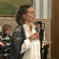 Live aus der Bürgerversammlung: Katrin Stefferl