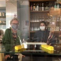 Die letzte Runde: Das Café Frühtau öffnet wieder