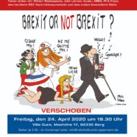 """Brexit or Brexnot"" - nun auch in Berg"