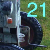 Der QUH-Adventskalender: das 21. Traktörchen