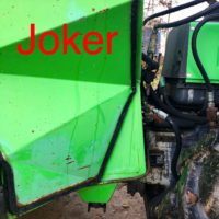 Das Jokertraktörchen zum dritten Advent