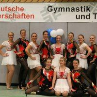 MTV Berg bei der deutschen Meisterschaft