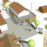 Der neue Berger Dorfplatz?