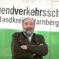 Mit Tränen in den Augen in den Ruhestand - Bernd Albrecht