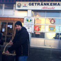 Aus is' - Getränkemarkt Albrecht schließt
