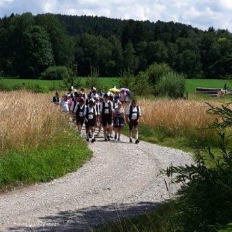 Die Lüßbacher am Lüßbach