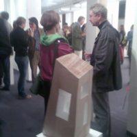 Hans Panschar & Leda Luss Luyken in der Camera Artis / München
