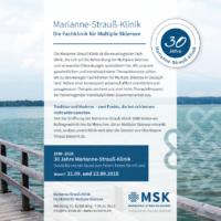 30 Jahre Marianne-Strauß-Klinik