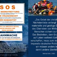 Mahnwache für Seenotrettung