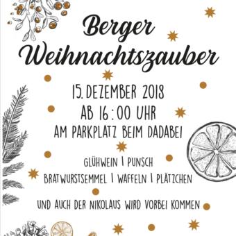 Berger Weihnachtszauber