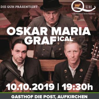 Oskar Maria Graf Musical kommt nach Berg