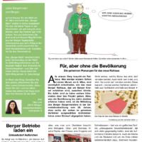 Das Berger Blatt digital
