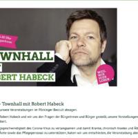 Abgesagt: Habeck kommt nicht nach Pöcking