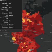 Inzidenzwert im Landkreis Starnberg sinkt unter 100/100.000