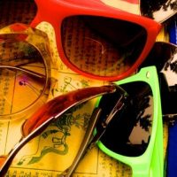 Tag der Sonnenbrille? Shades of love!