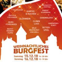 Burgfest in der Seeburg