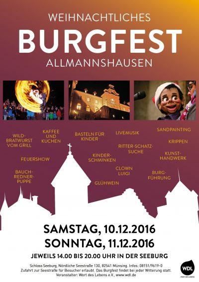 WdL Burgfest 2016