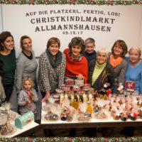 Christkindlmarkt Allmannshausen