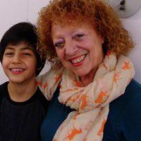 Asyl in Berg: Paten-Paare 3 – Abbas und Cora