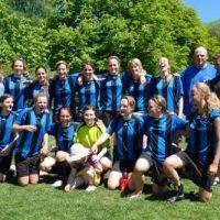 Sommerfußball, die zweite: Aufstieg!!!