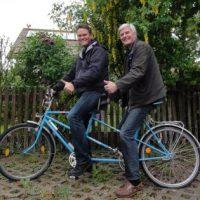 Peter und Uwe machen mobil: STAdtradeln