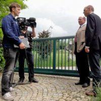 Heute im Fernsehen: quer berichtet über die Schwarzbauten auf der Maxhöhe