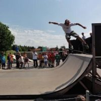 Der 2. Berger Skate-Contest