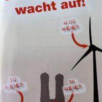 Gegen Wind