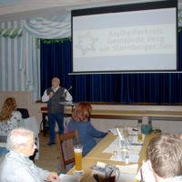 Asyl in Berg: Standortbestimmung