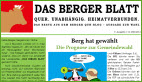 Das Berger Blatt im Download