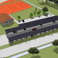 Solaranlagen für Berg