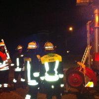 Der Kreisel diese Woche - Feuerwehrübung
